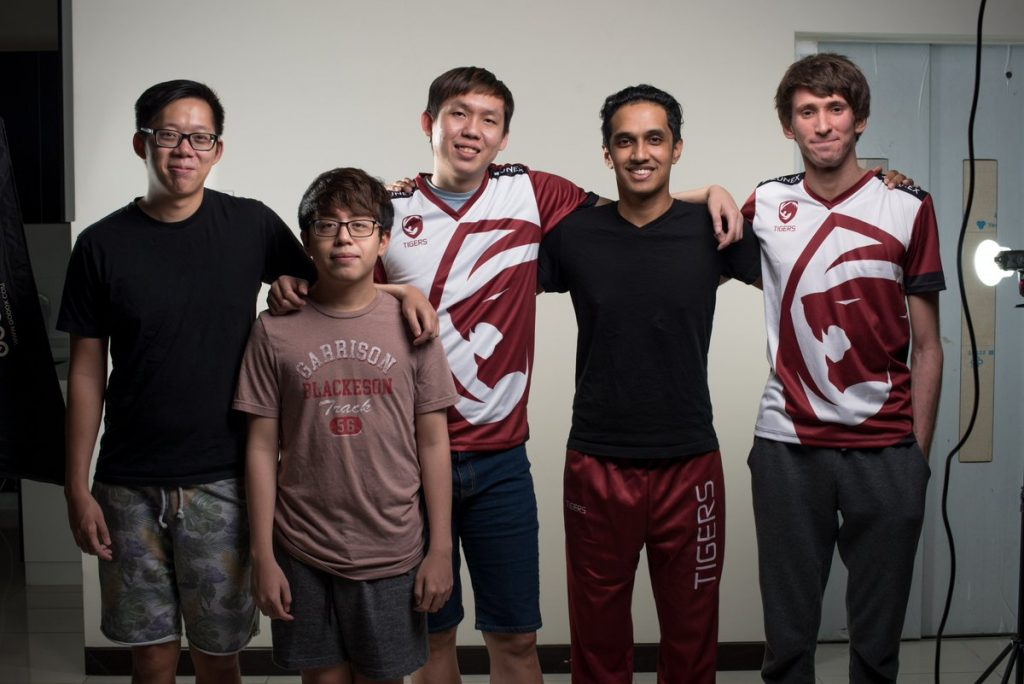 Dendi Heads to SEA, Joins The Tigers - Hotspawn com