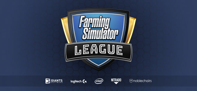 GIANTS Software announced the evolution of Farming Simulator Championship into the Farming Simulator League. That's right - there is competitive farming.