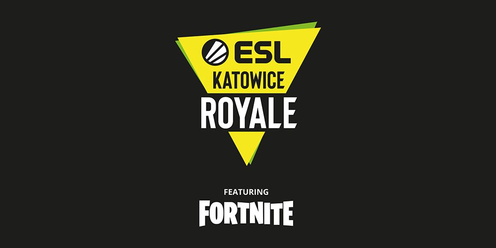 """ESL will bring Fortnite to the IEM Katowice in a big way! In a partnership with Epic Games, ESL will run the """"ESL Katowice Royale - Featuring Fortnite."""""""
