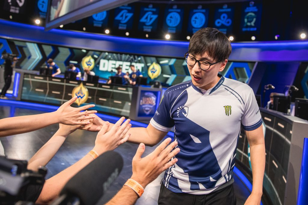 Team Liquid is one of three teams in the LCS to open the Spring Split undefeated.