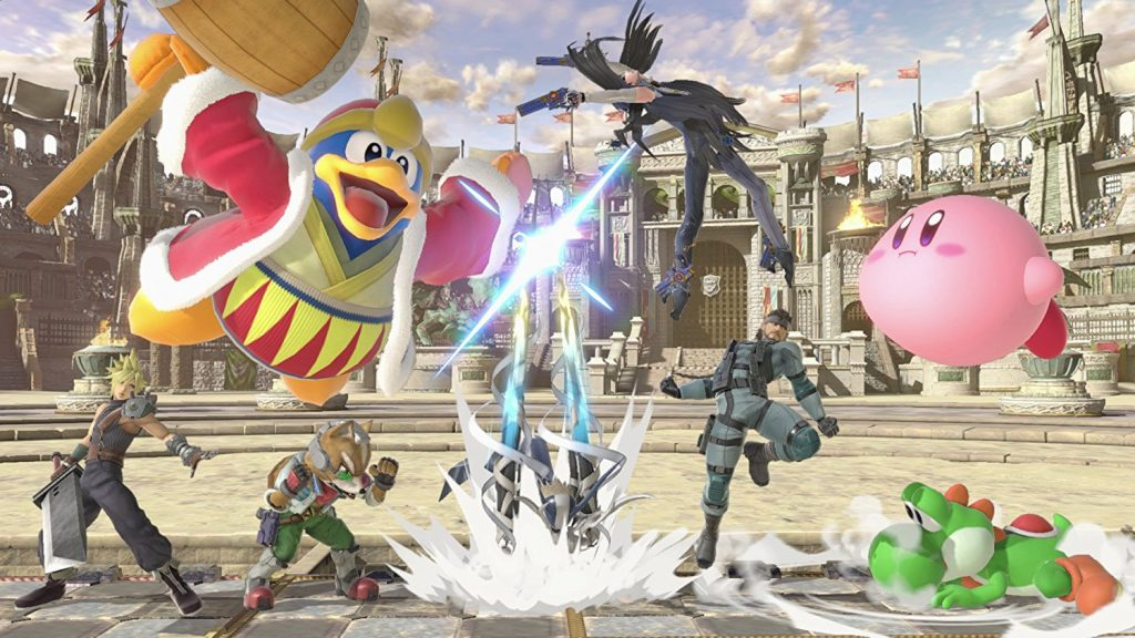 Super Smash Bros has made a mark on gaming by being fun and accessible but its high skill ceiling make it one of the best fighting games to watch.