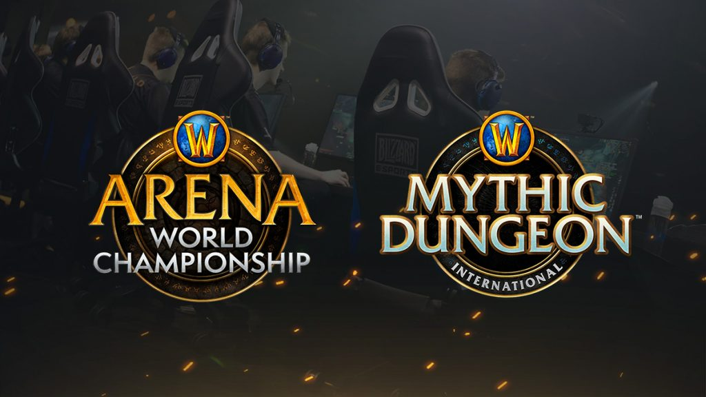 Good news fans of WoW esports! Blizzard Entertainment has announced plans for the 2019 Arena World Championship and Mythic Dungeon International.