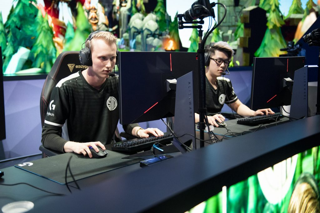Zven was a big reason why TSM defeats Team Liquid in the LCS