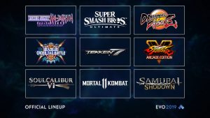 Evo 2019 Lineup Officially Announced