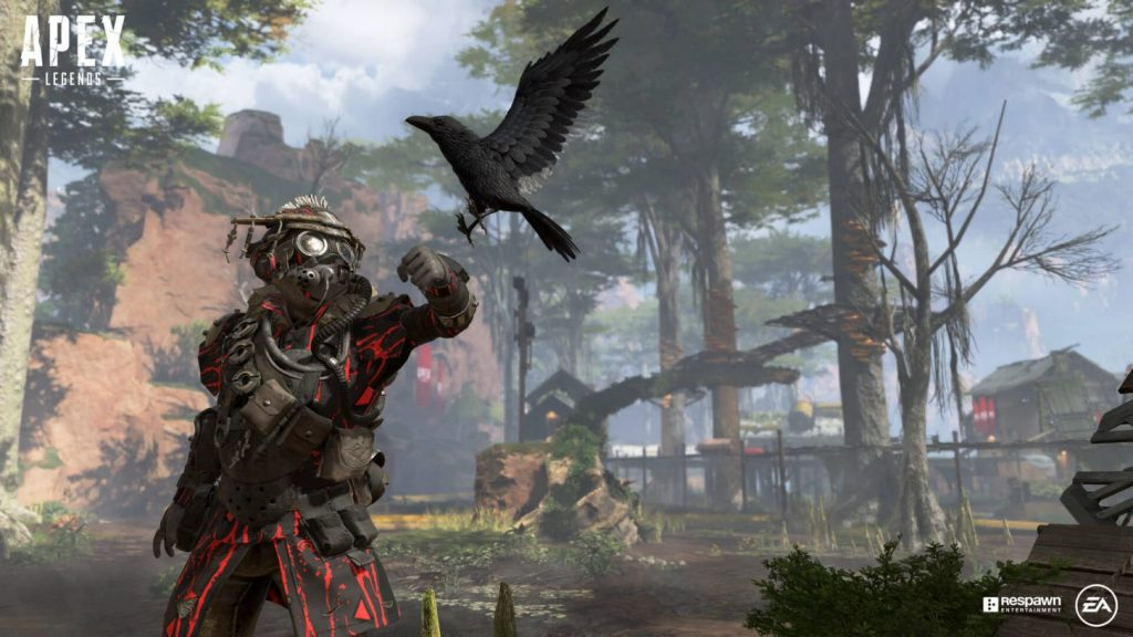 Apex Legends has gotten really big, really quickly - but there are some areas to improve. (Image courtesy of Respawn Entertainment)