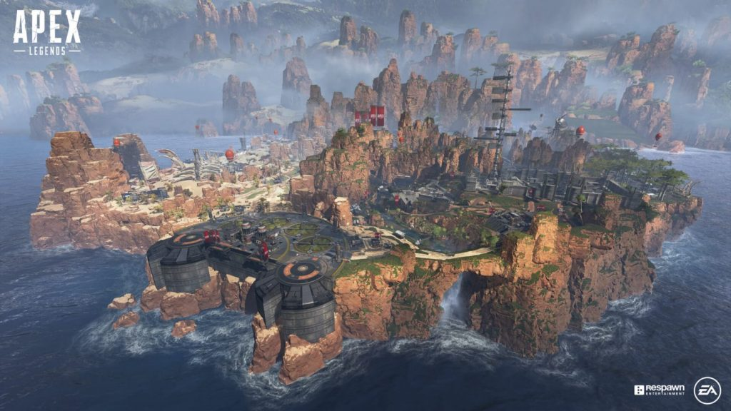 Apex Legends launched on February 5 and hit 25 million players within a week. Obviously, people are hooked on this new free-to-play Battle Royale. But why? (Image courtesy of Respawn Entertainment)