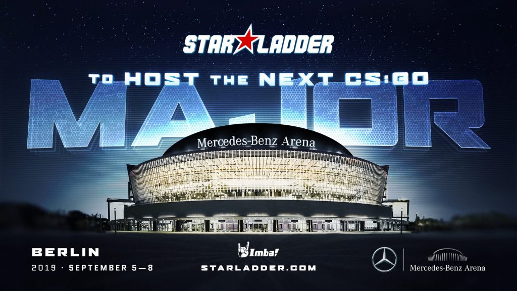 StarLadder Berlin will see twenty-four teams compete for $1,000,000.