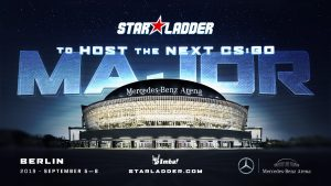 CS:GO Major Heads to Berlin with StarLadder