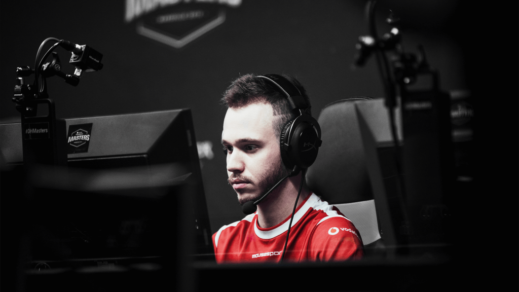 "Effective today, Martin ""STYKO"" Styk and Chris ""chrisJ"" de Jong have been relieved from the Mousesports roster per a statement from the organization."