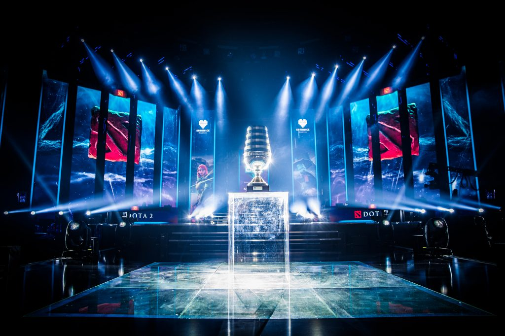 Team Secret, Ninjas in Pyjamas, Fnatic and Alliance are top twelve of the DPC Ranking (Photo courtesy of Helena Kristiansson | ESL)