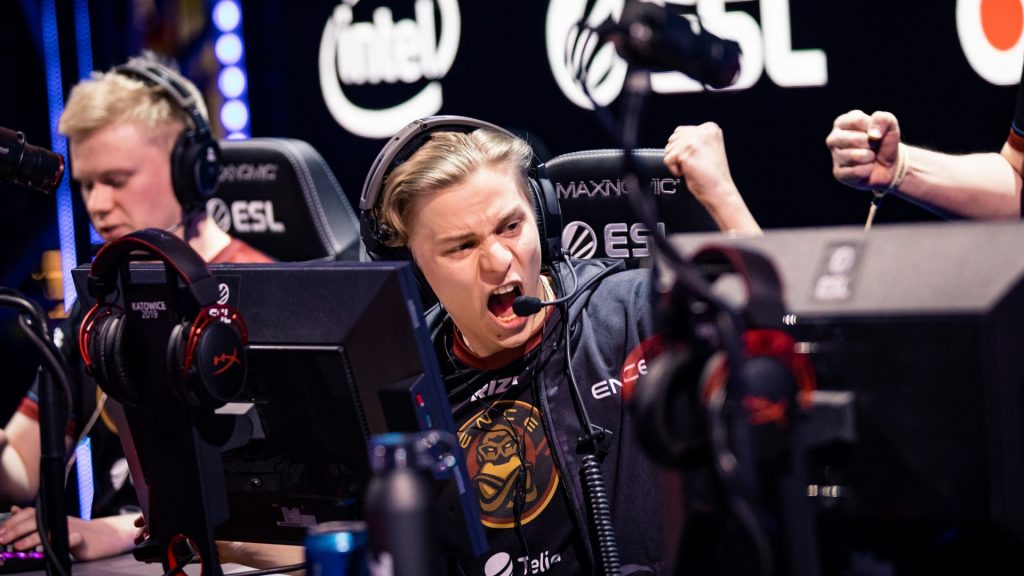 The Champions Stage has finally touched down at IEM Katowice, with the two opening series showing some of the world's best right off the bat. (Photo courtesy of HLTV.org)