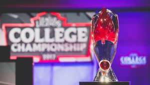Collegiate League of Legends Power Rankings