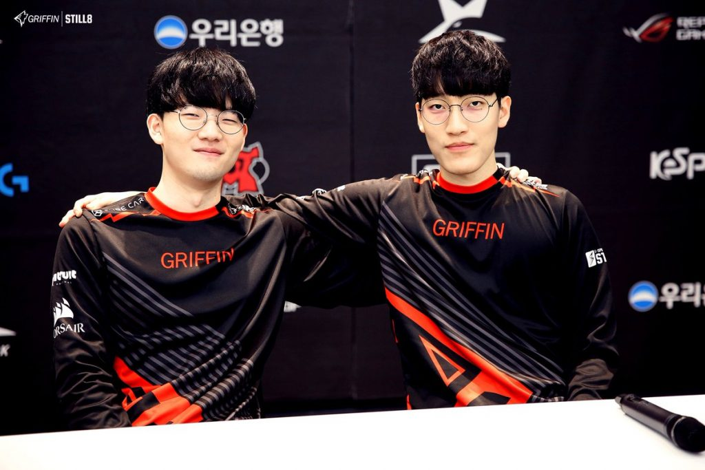 Week 4 in the 2019 LCK Spring Split was an exciting one with young guns of Griffin, Damwon Gaming and Sandbox Gaming all going 2-0.