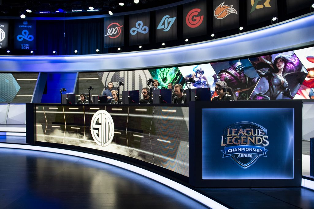 Last week in the LCS, TSM dropped both of their games to fall into a tie for last place. This week, they toppled undefeated Team Liquid. (Photo courtesy of Riot Games)