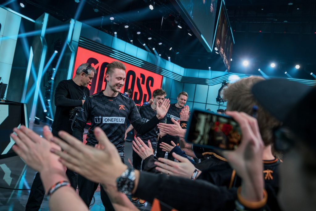 After a season of ups and downs, it seems like Fnatic has finally put it together (Photo courtesy of Riot Games)
