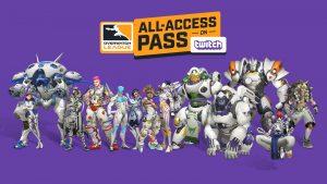 Overwatch League's All-Access Pass Back