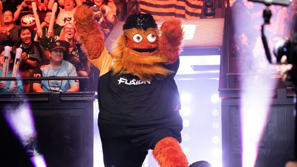 Gritty making his Overwatch League debut was one of the biggest unexpected surprises from Week 1 of the Overwatch League.