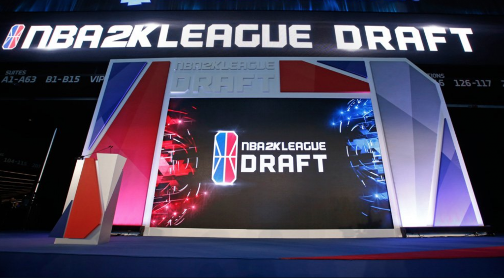 The 2019 NBA 2K League draft saw 75 players picked by the 21 franchises, rounding out their rosters ahead of the April 2 start date.