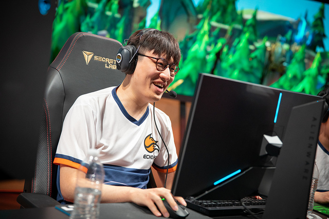 Rush remains undefeated in his return to Echo Fox in the LCS.