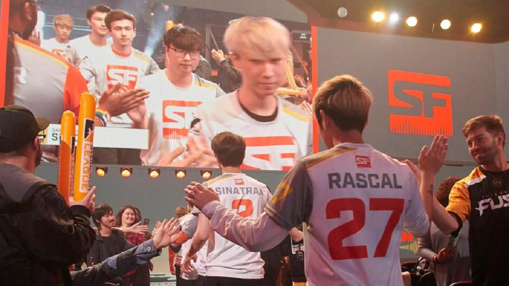 The San Francisco Shock are one of the four teams advancing to the OWL Stage One Semi-Finals. (Photo courtesy of Blizzard)