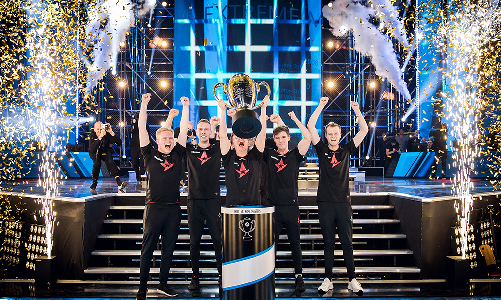Astralis overwhelmed ENCE in their best-of-three Grand Finals as the Danes won their 3rd Major championship and the lion's share of a $1M prize pool.