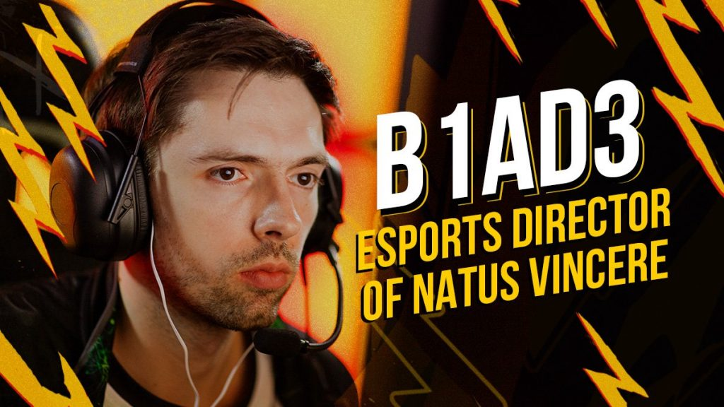 B1ad3 competed professionally in CS from 2005 to 2015 (Image courtesy of Na'Vi)
