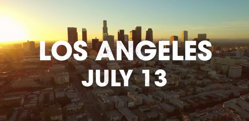 BLAST Pro Series: Los Angeles will take place at the Galen Center on July 12-13.