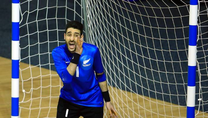Elayyan?s competitive nature didn?t stop at CS or tech either, turning his passion for futsal [indoor soccer] into a professional career as a goalkeeper for the New Zealand Futsal Whites - the country?s national team.