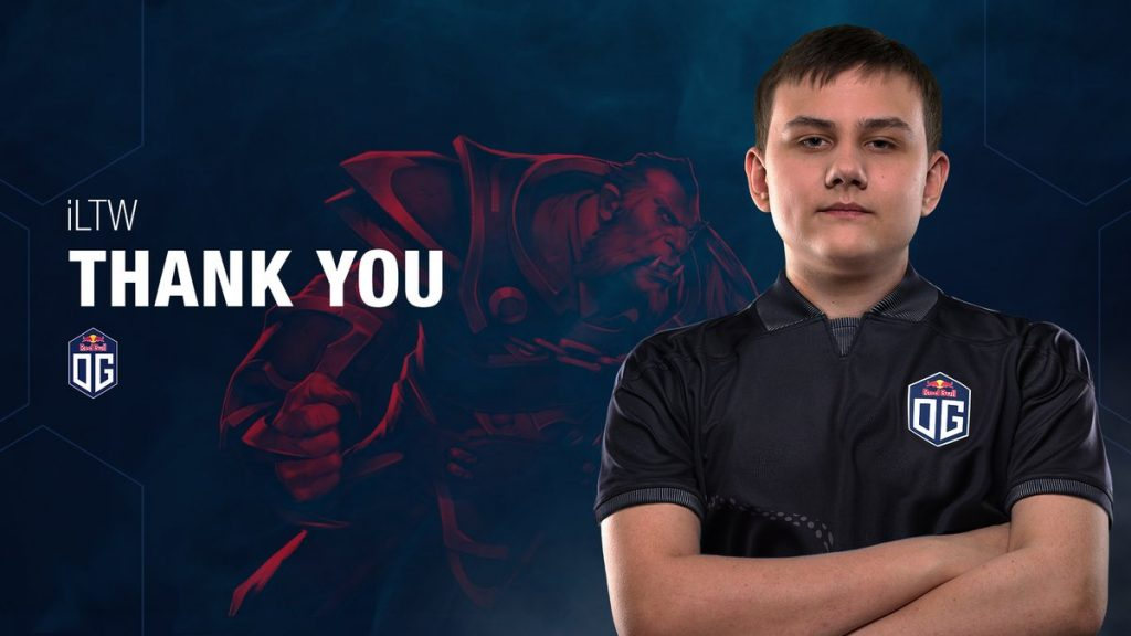 ILTW has been with OG for the past two months (Image courtesy of OG)