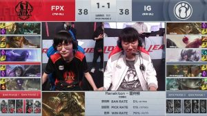 LPL Week 6 Recap: FPX Take Down IG