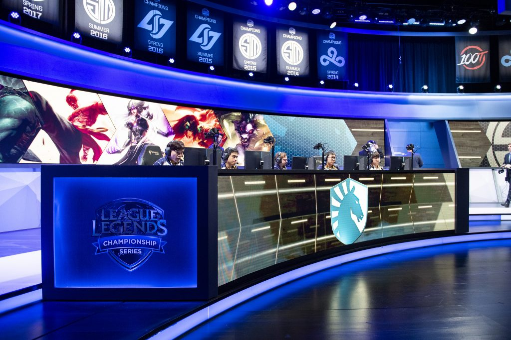 Team Liquid sat atop the LCS standings for the entirety of the LCS Spring Split (Photo courtesy of Riot Games)