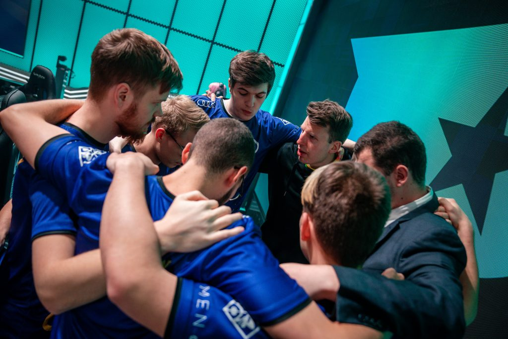 Origen entered the week in the middle of the pack, a big outing has them surging.