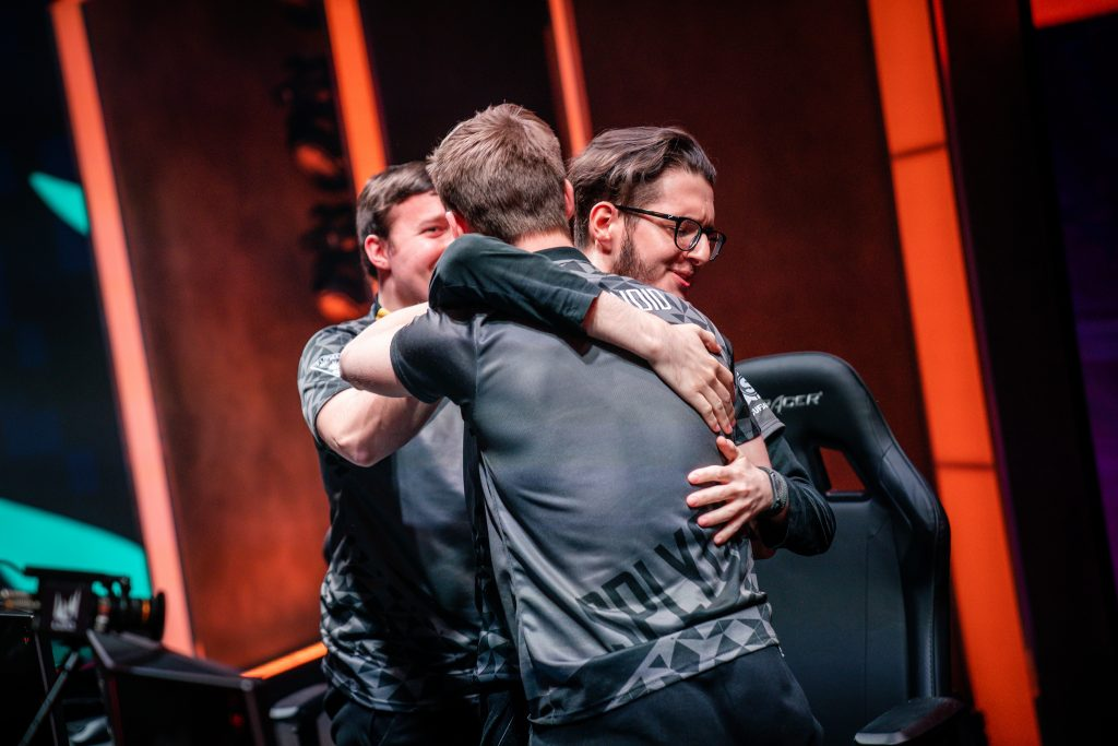 Origen and Splyce will be in a fight with Team Vitality and Fnatic for 2nd place heading into the playoffs.