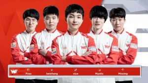 LPL Week 8 Recap: Team WE Emerging as Dark Horse