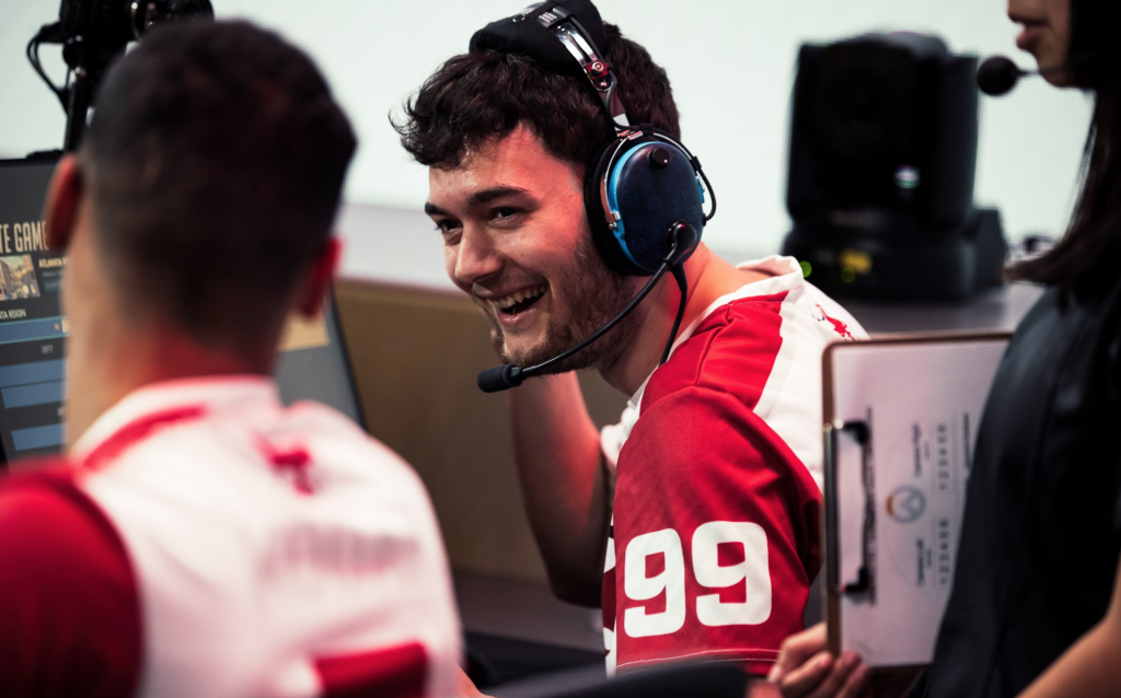 Dafran has decided to call it quits from pro Overwatch after playing just one stage with the Atlanta Reign. (Photo courtesy of OWL)