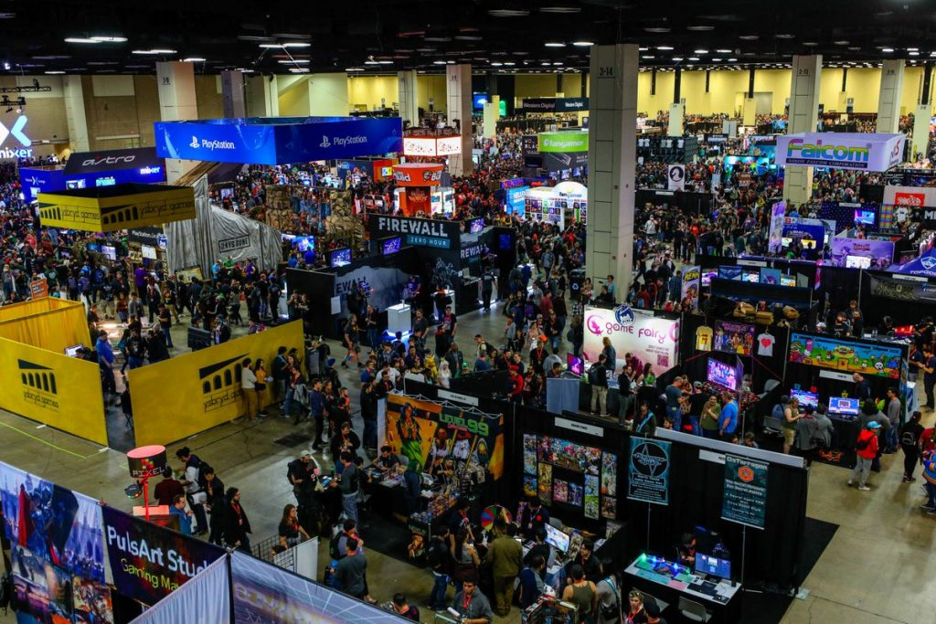 Heading into PAX East, Gillian Linscott and Chelsea Jack sat down to discuss what they're most looking forward about the event. (Photo courtesy of PAX)