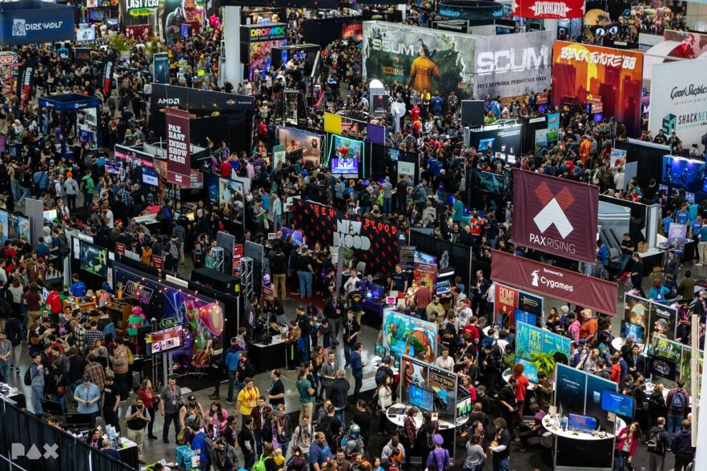 PAX East is just days away and whether it's your first time attending or your tenth, we've put together a survival guide to help you navigate the event. (Image courtesy of PAX)