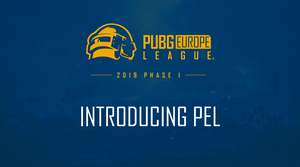PUBG Europe League has announced full details ahead of it's March 21 start date. PEL will consist of 16 of Europe's top PUBG teams.