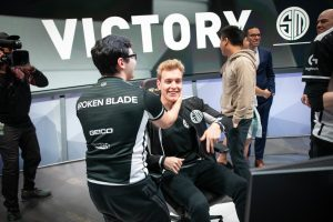 2019 LCS Spring Playoffs Round 2: TSM, Team Liquid Advance