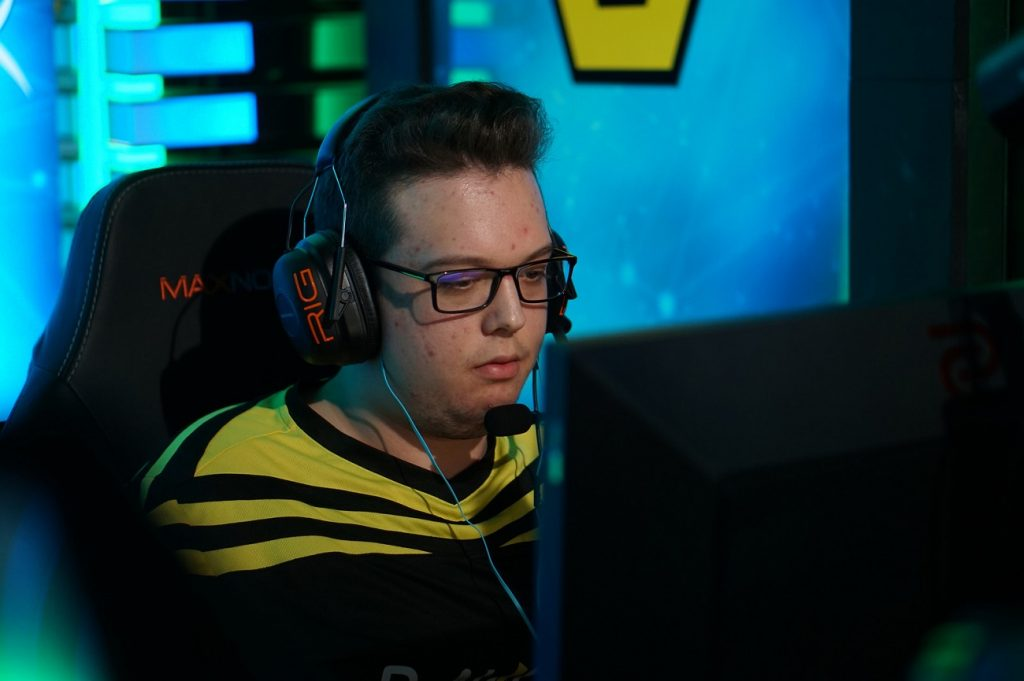 Calyx announced his own free agency from Ex-Space Soldiers. (Photo courtesy of PGL)