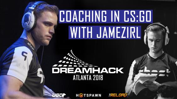 JamezIRL Ghost Gaming Coaching