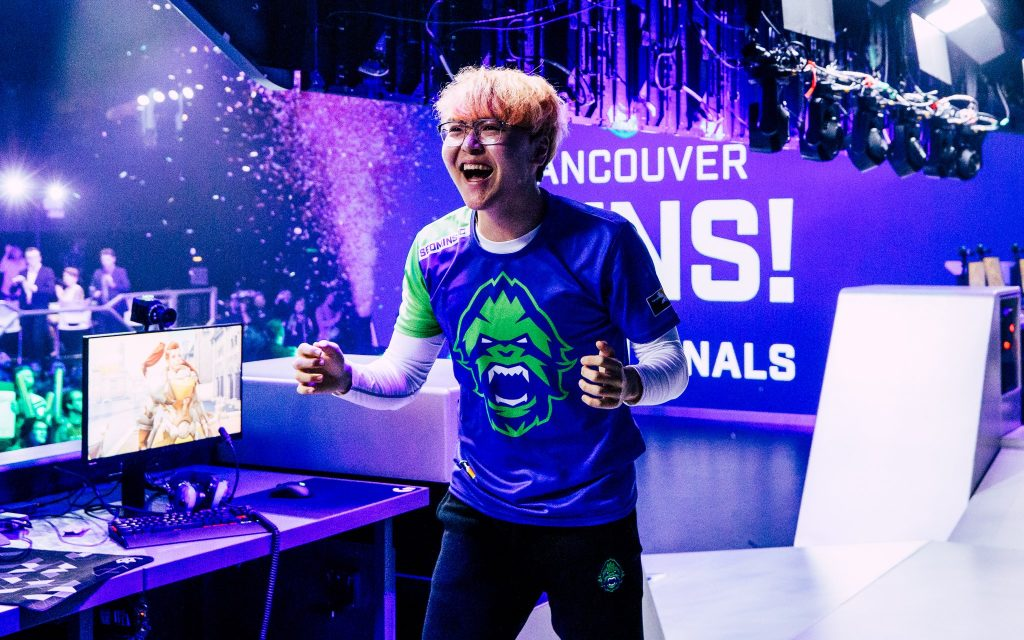 The Vancouver Titans won Overwatch League's second season Stage One. Can they repeat in Stage Two? (Photo courtesy of @overwatchleague / Twitter)