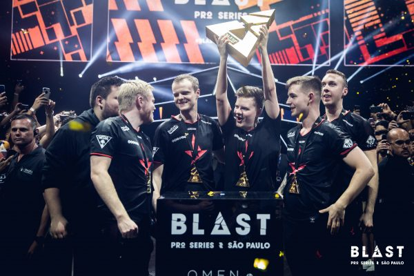 Astralis are the favorites heading into BLAST Pro Series Miami. (Photo courtesy of BLAST Pro Series)
