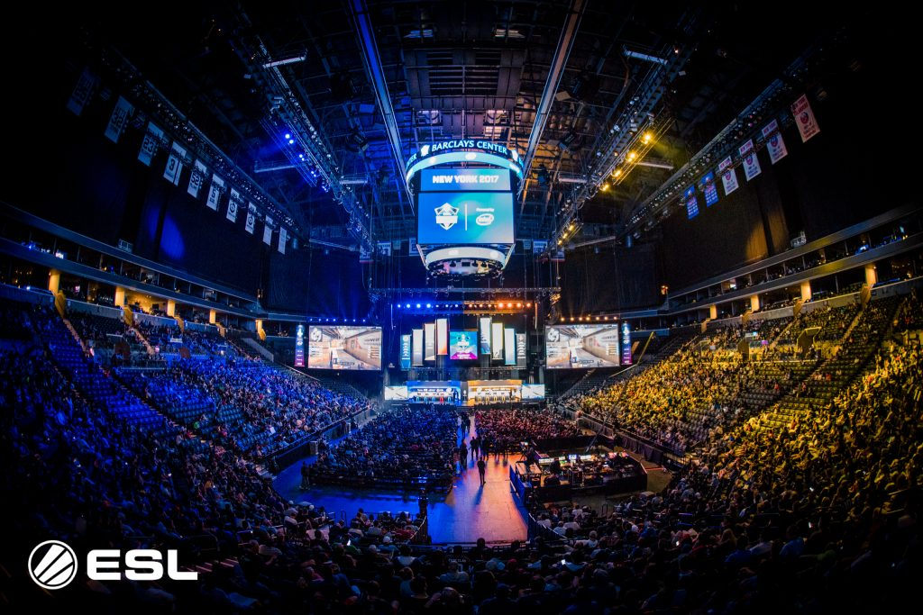 ESL One: New York 2019 has not announced the attendees but the event is set to have two qualifier slots, with six direct invites. (Photo courtesy of ESL)