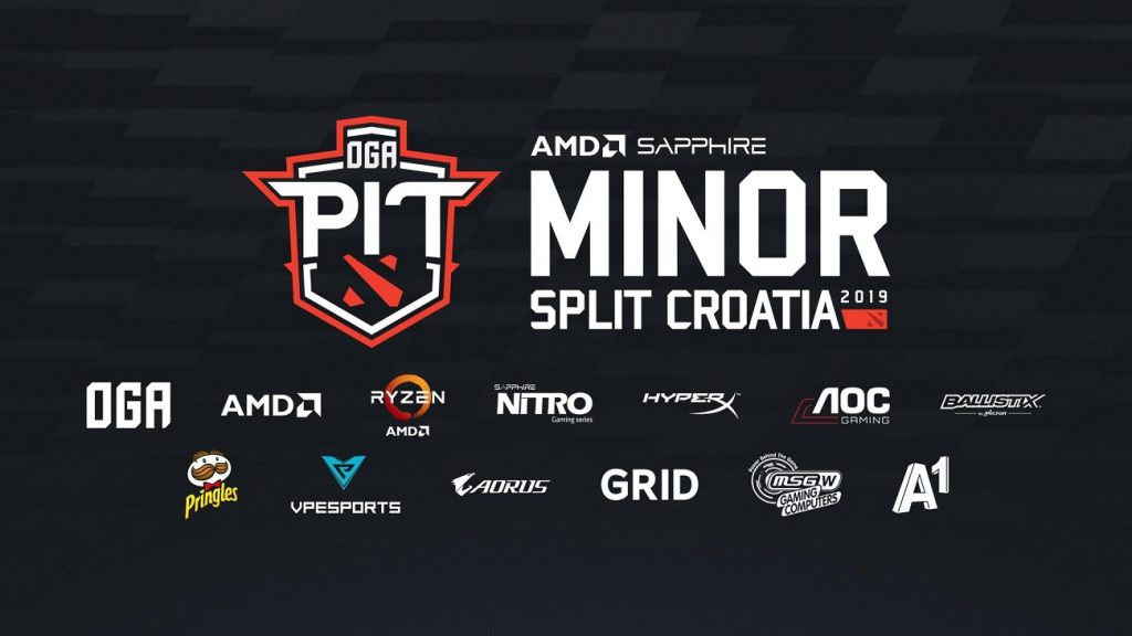 OGA Dota PIT Minor 2019, the fourth DPC Minor this season, begins April 22. (Image courtesy of Dota PIT)