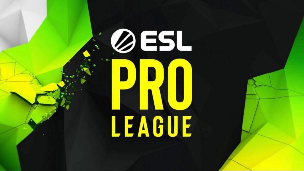 ESL Pro League Season 9 EU Group B sees FaZe move forward while NiP stumbles. (Image courtesy of ESL)