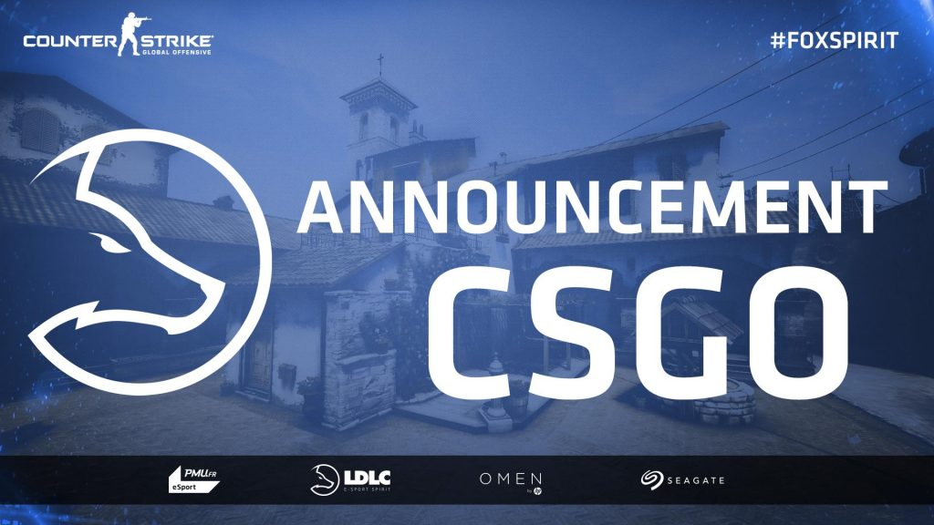 French team LDLC re-enters CS:GO with a completely new roster. (Image courtesy of @TeamLDLC / Twitter)
