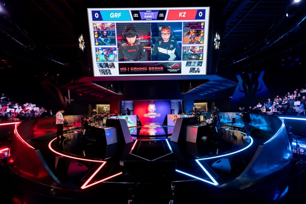 Kingzone DragonX proved that they are legit contenders to win the playoffs (Photo courtesy of LCK)