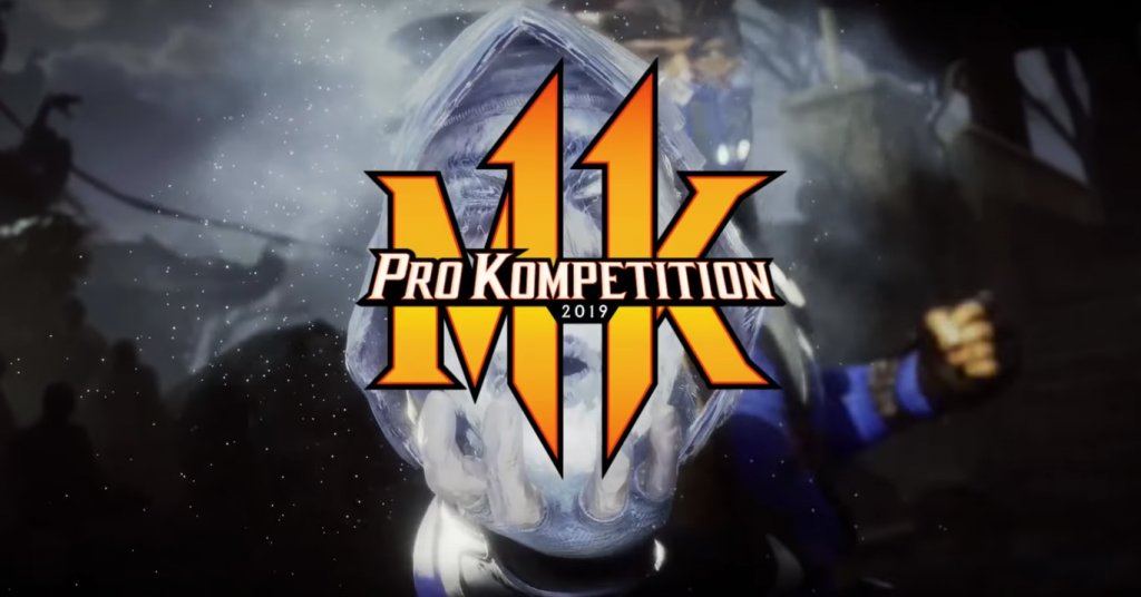 Mortal Kombat 11 Pro Kompetition Announced - Hotspawn com