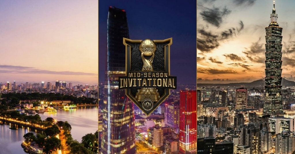 League of Legends' MSI begins May 1, in Ho Chi Minh City, Vietnam. (Image courtesy of Riot Games)